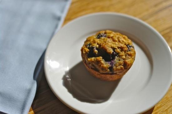 single OBA muffin
