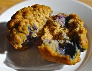 OBA muffin - split
